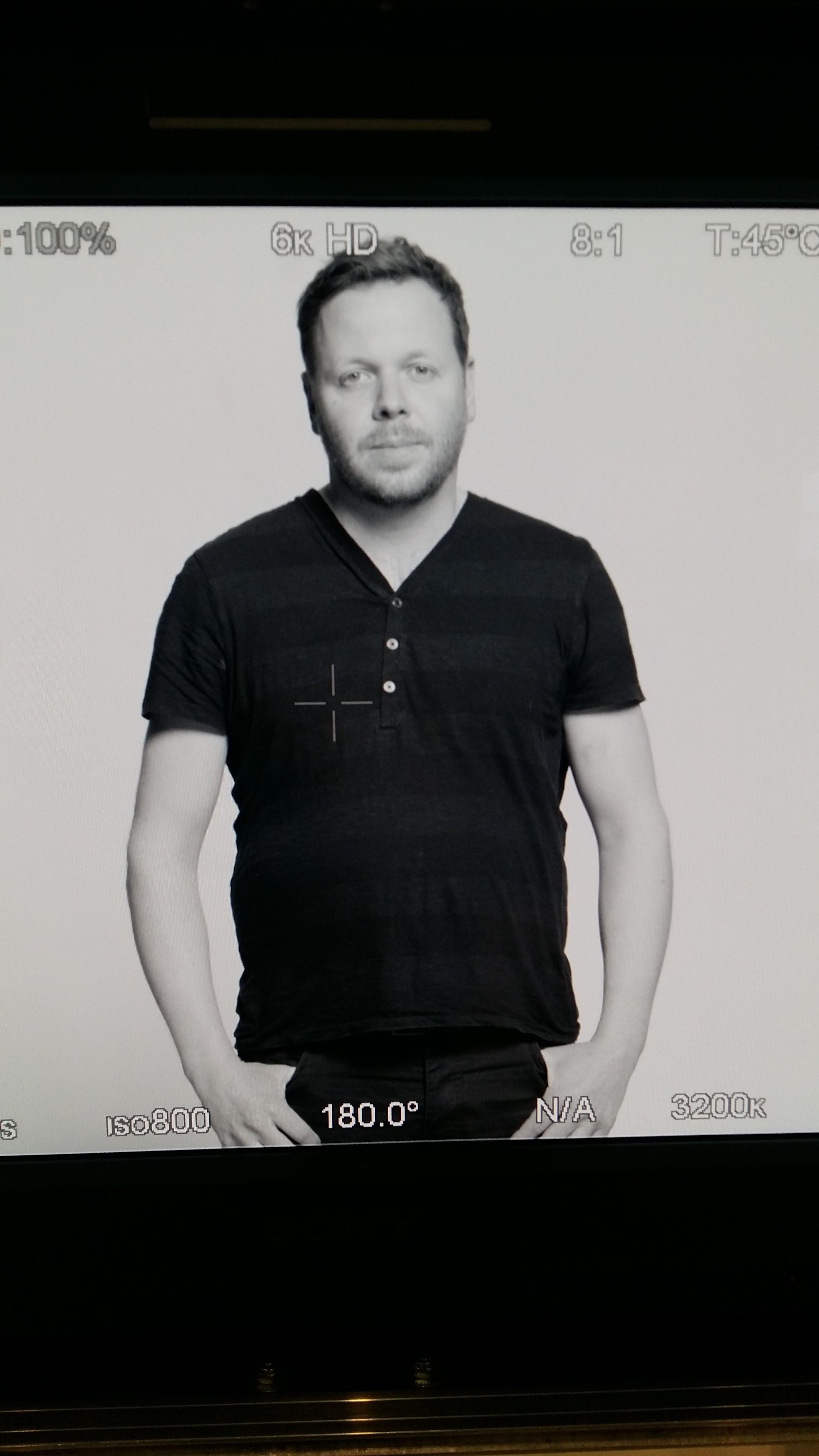 Thomas Diesel Filmtonmeister Berlin 2017